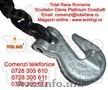 Scurtator Clevis grad 100 Clevis 7 mm  2 tone
